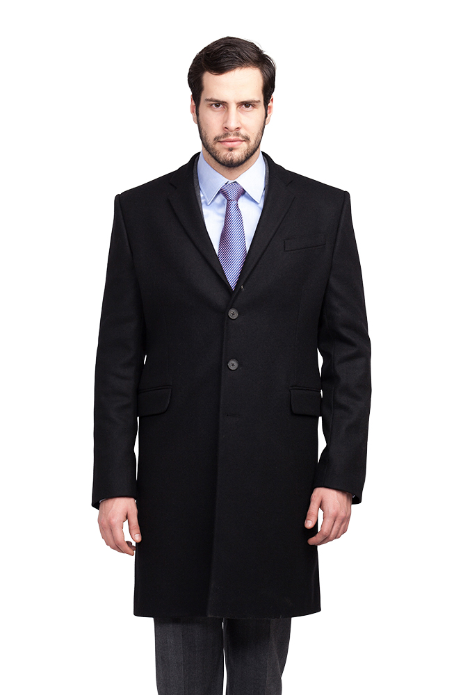 Cashmere - mens tailored formal overcoats