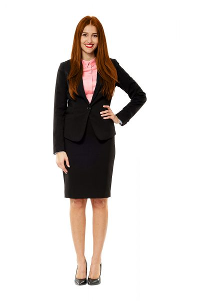 Women S Tailor Made Fitted Premium Fabric Suits Custom Tailored