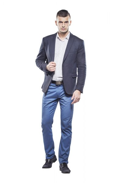 Stylbiella Wools - custom men's jackets