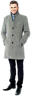 Mens Custom made to measure overcoats