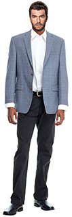 Premium Fabrics - mens tailored jackets
