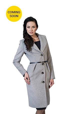 custom tailored overcoats for women
