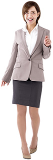 Premium Fabrics - womens tailored fitted jackets