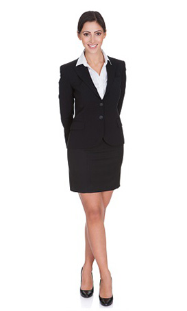 made to measure womens formal suits