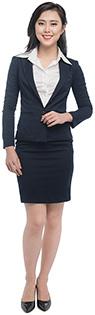 Vitale Barberis Canonico Wools - custom women's office wear jackets