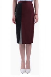 fitted skirts for women