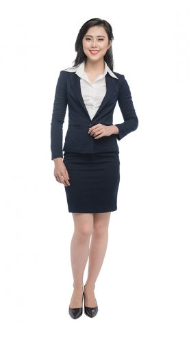 Tailored Fitted Suits for Women