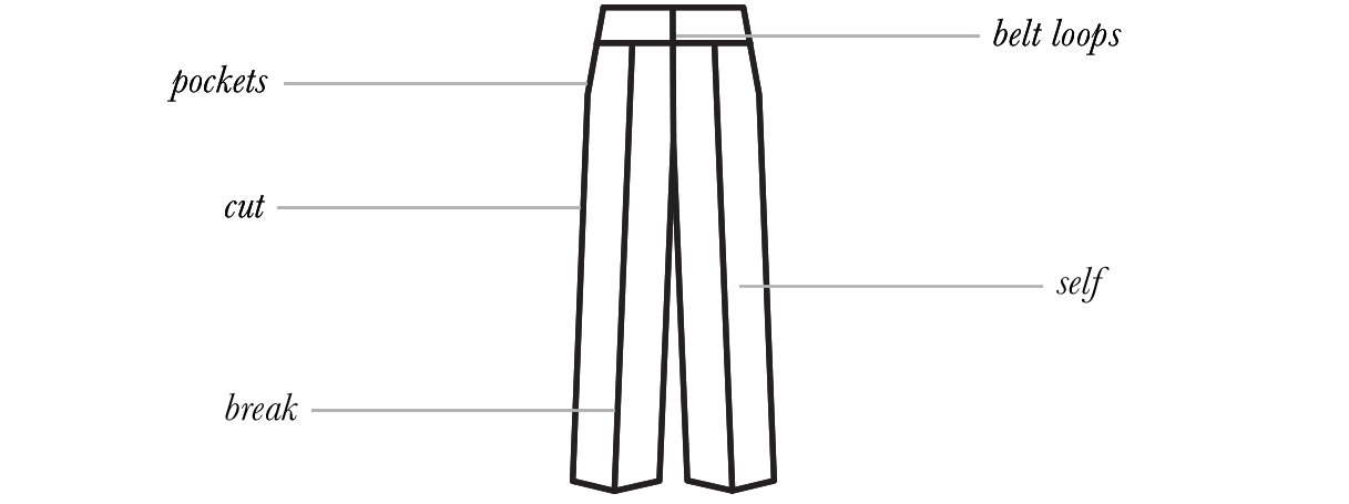 pants graphic